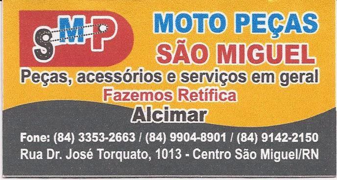 MOTO PEÇAS SÃO MIGUEL