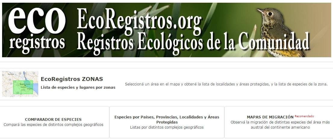 Ecoregistros Argentina