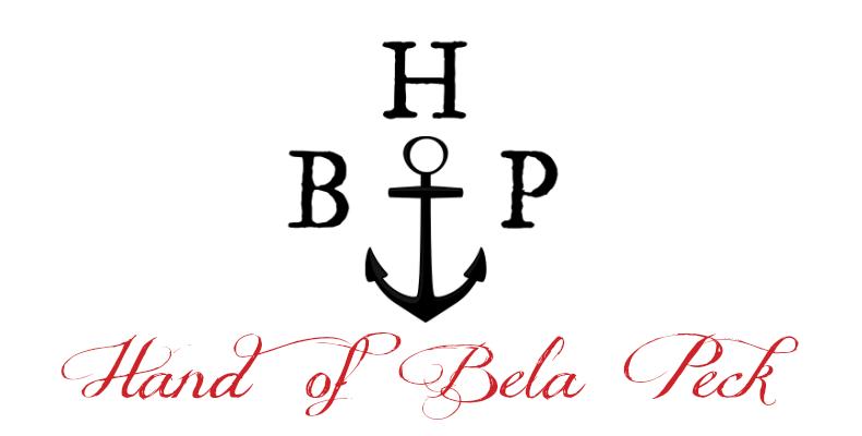 Hand of Bela Peck