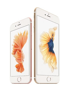 Apple launches iPhone 6s and iPhone 6s Plus with 3D Touch
