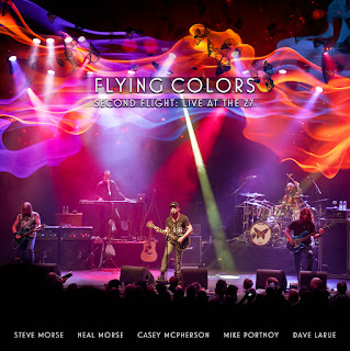 Flying Colors' Second Flight