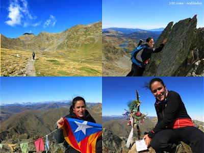 Carlit nou 100 cim d'Enfilades