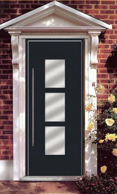 Todo puertas modernas en aluminio 2013 03 17 for Puertas en aluminio modernas