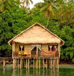 Papua Paradise Eco Resort Front, Raja Ampat