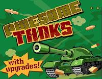 Awesome Tanks walkthrough.