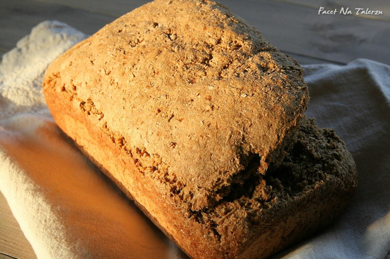 Chleb na sodzie i piwie - bez drożdży...