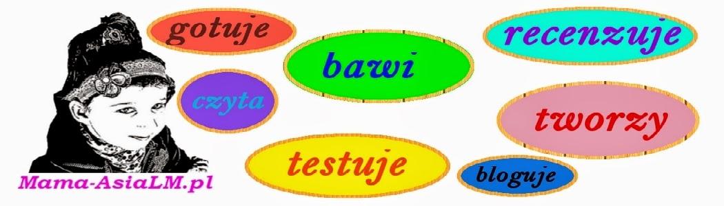 Mama-AsiaLM.pl  - Blog Parentingowy, recenzje książek dla dzieci i kobiet