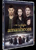DVD de AMANHECER PARTE 2 (Duplo)