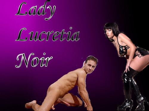 Lady Lucretia Noir