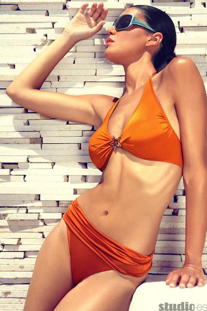 Swimwear, Bikini, Beach, Sun, Sunglasses, Style, Fashion