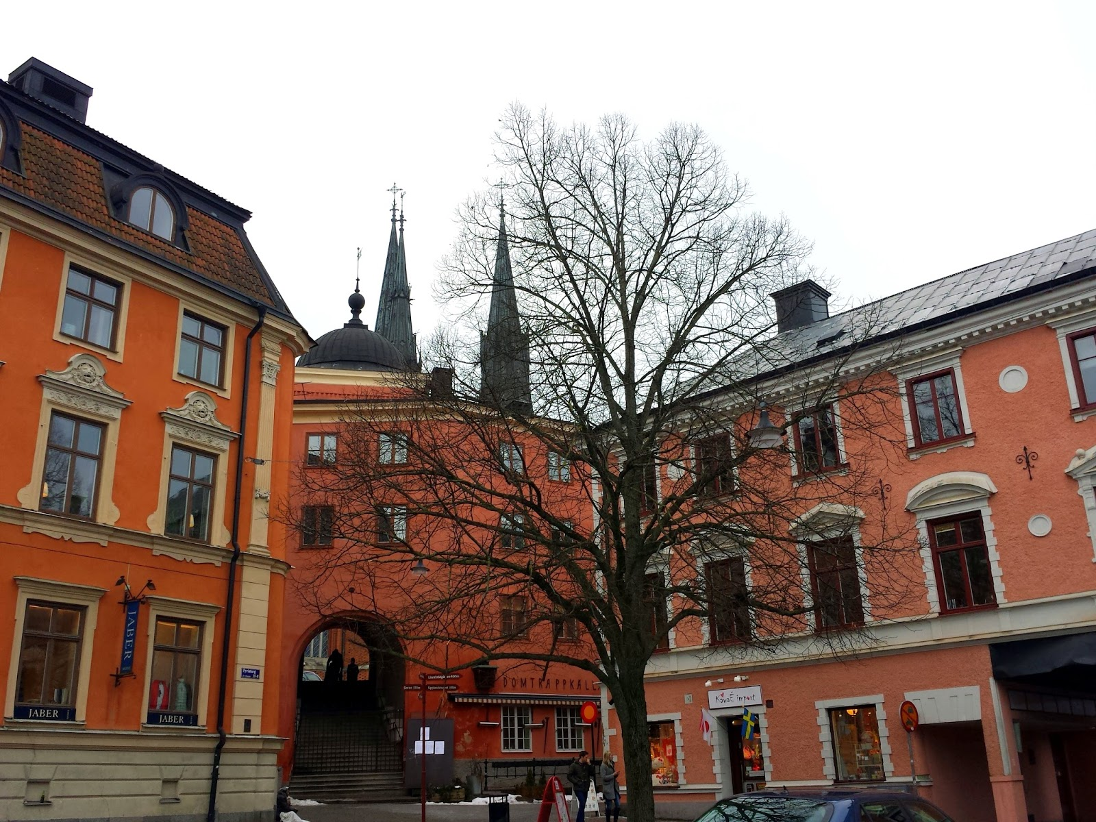 Uppsala Old Town  |  An afternoon in Uppsala on afeathery*nest  |  http://afeatherynest.com