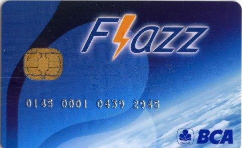kartu kredit flazz bca
