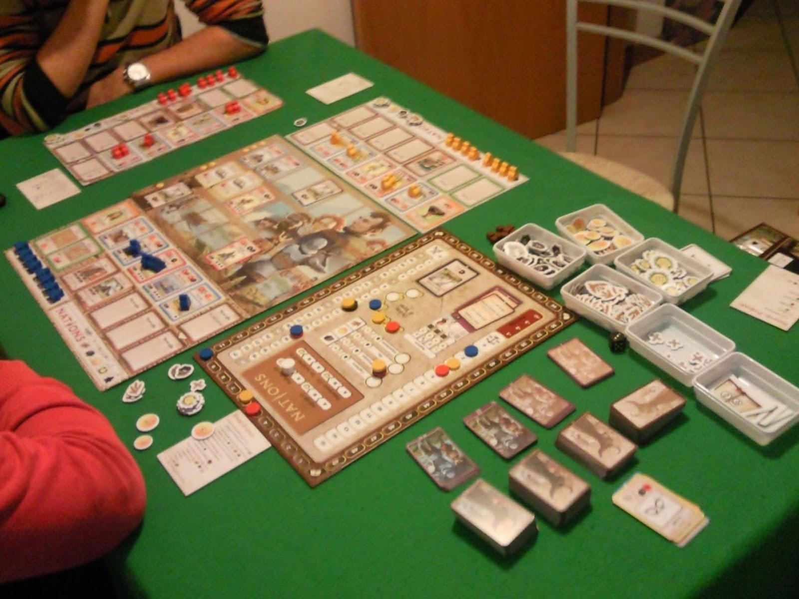 Nations recensione giochi sul nostro tavolo - Miglior gioco da tavolo ...