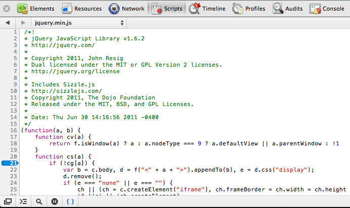 how to run javascript file in chrome