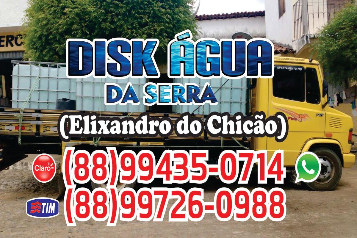 DISK água da Serra