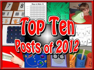 Ten Most Visited Posts of 2012