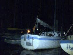 Sailing into Slip
