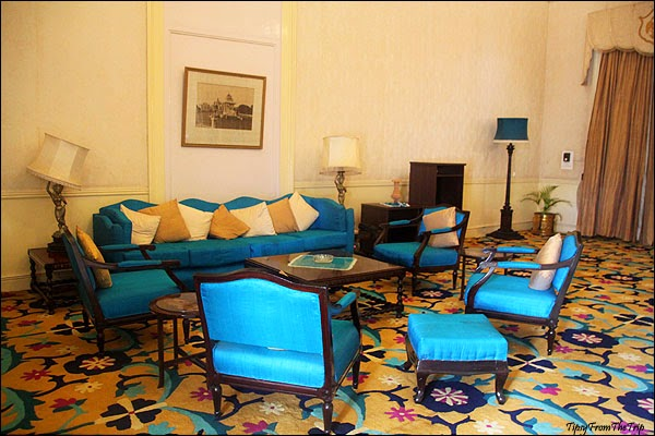 Viceroy Suite, Lalitha Mahal Palace