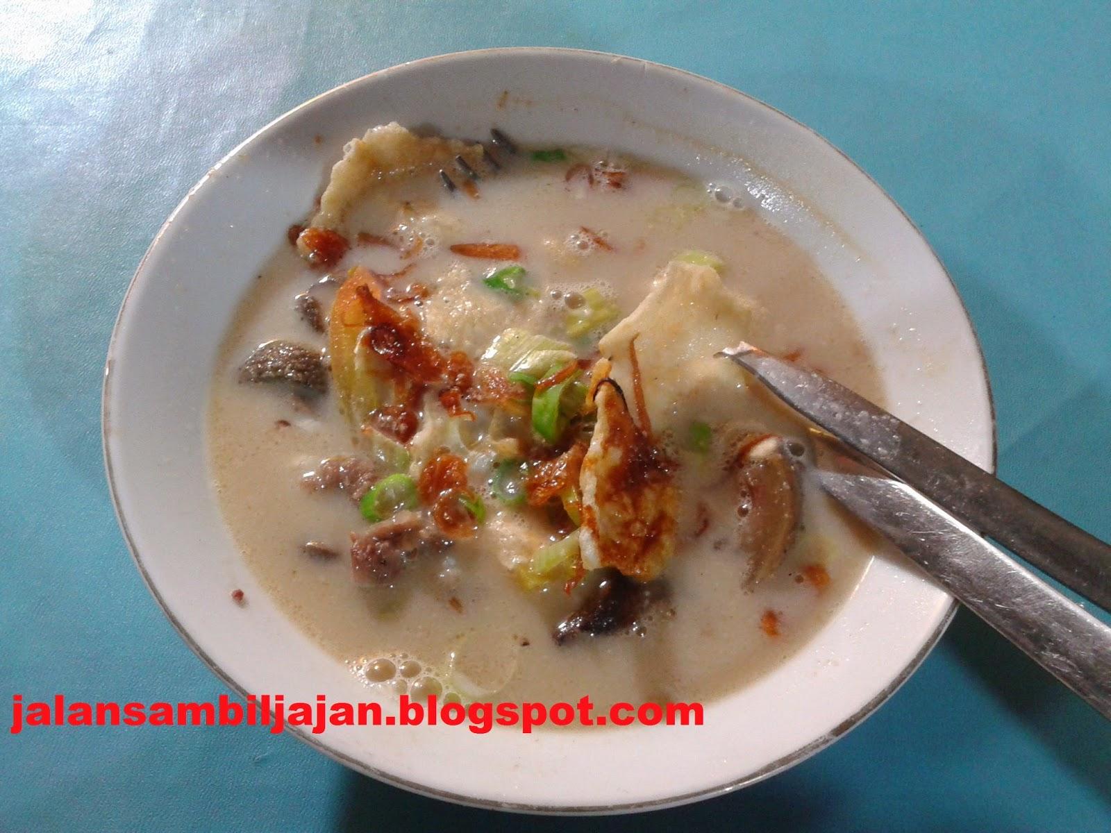 Sup Daging Campur Bang N'dut