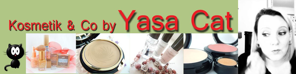Yasa Cat... Beauty. Fashion. Lifestyle.