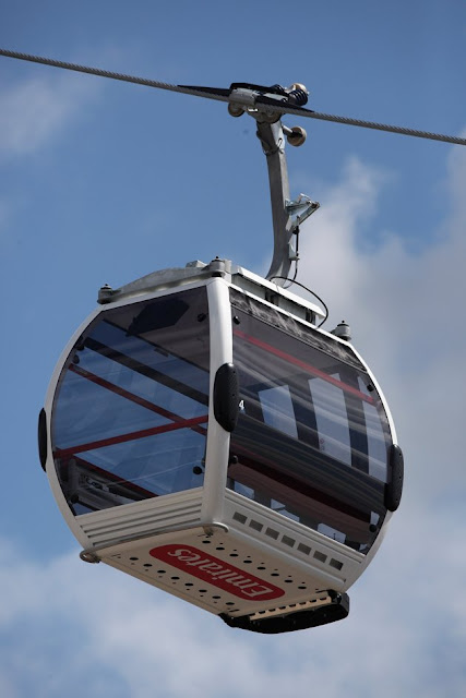 amazing london's first cable cars