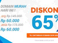 Domain dan Hosting Murah Se-Indonesia