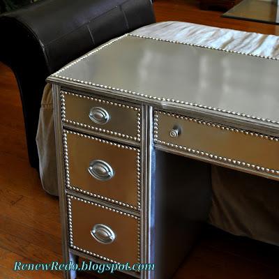 Renew Redo A Stainless Steel Look Desk Redo