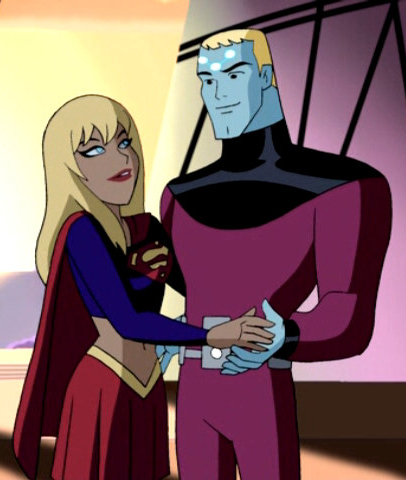 legion de superheroes brainiac dating