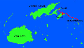 Von Vanuambalavu nach Rambi