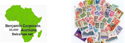 Benjamin Corporate. 50,000 Stamp Auctions on Delcampe.net
