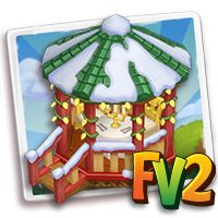 Snow party gazebo decoration farmville 2 freereward for Farmville 2 decorations