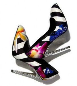 Latest 2013 shoe trends,