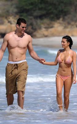 Kardashian in Bikini