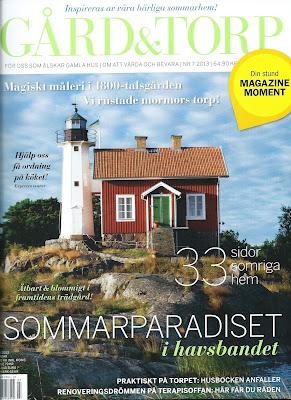 Gård & Torp nr 7, 2013