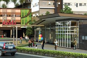 Retail Area at Avida Towers Altura