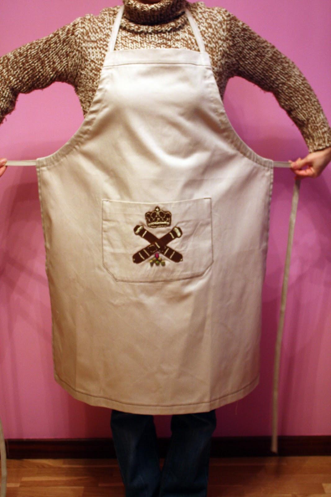 Cosiendo y aprendiendo delantales de cocina - Modelos de delantales de cocina ...