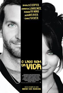 """Poster do filme """"O Lado Bom da Vida"""""""