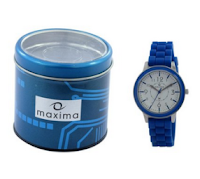 Buy Maxima Uber Collection Analog White Dial Women's Watch at Flat 66% Off at Rs 649:buytoearn