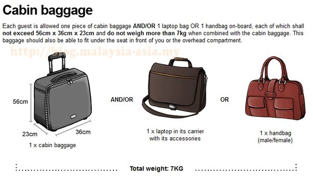 0581f40e3d AirAsia Baggage Pricing Increased - Malaysia Asia Travel Blog