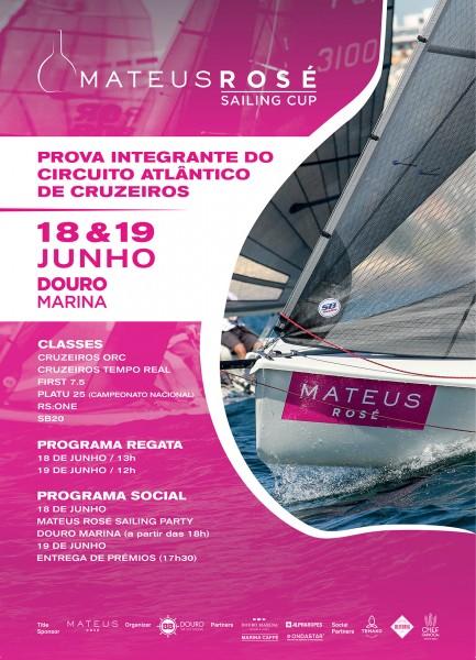 Mateus Rosé Sailing, 18 & 19 de Junho!