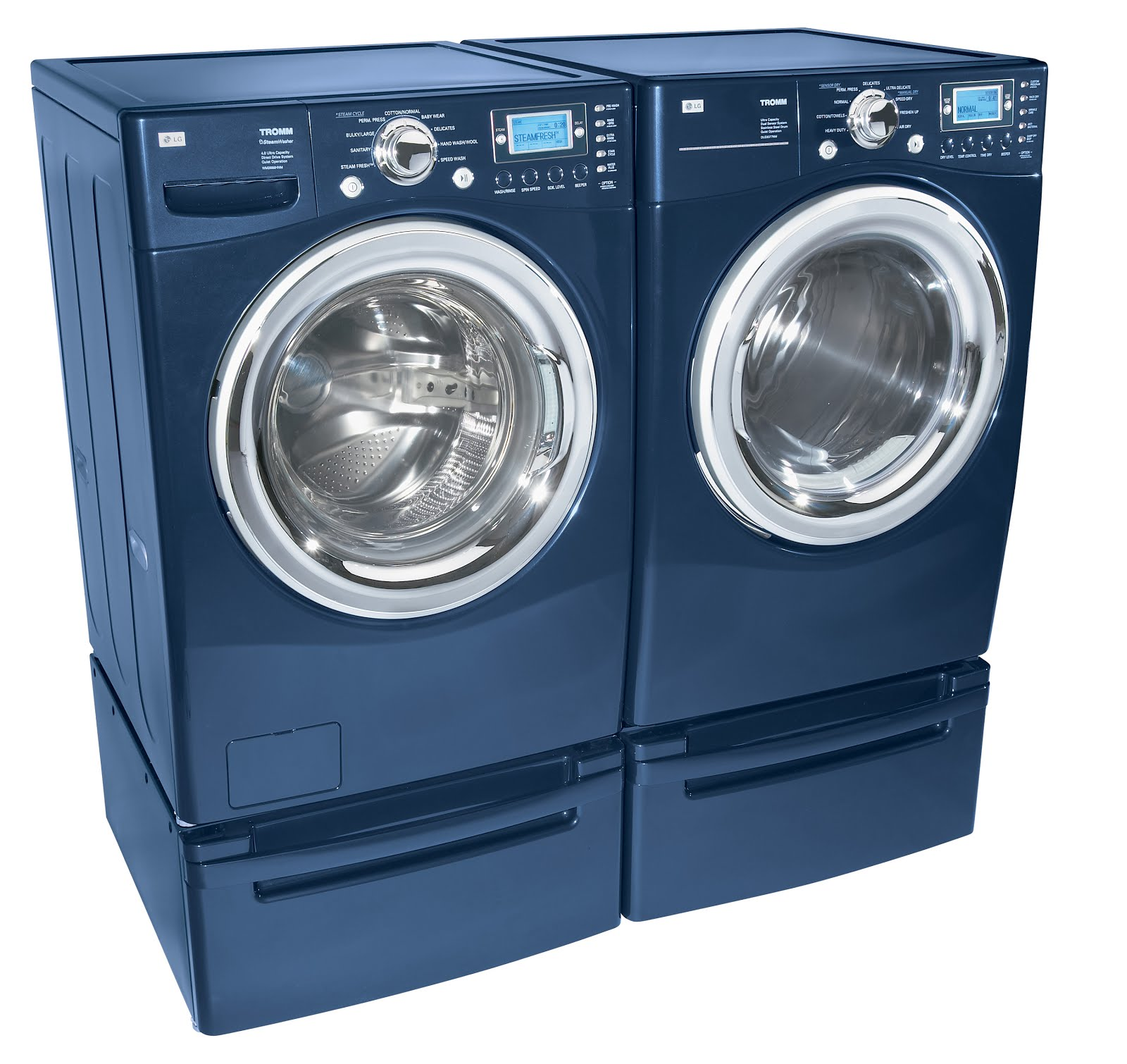 We service all major appliances