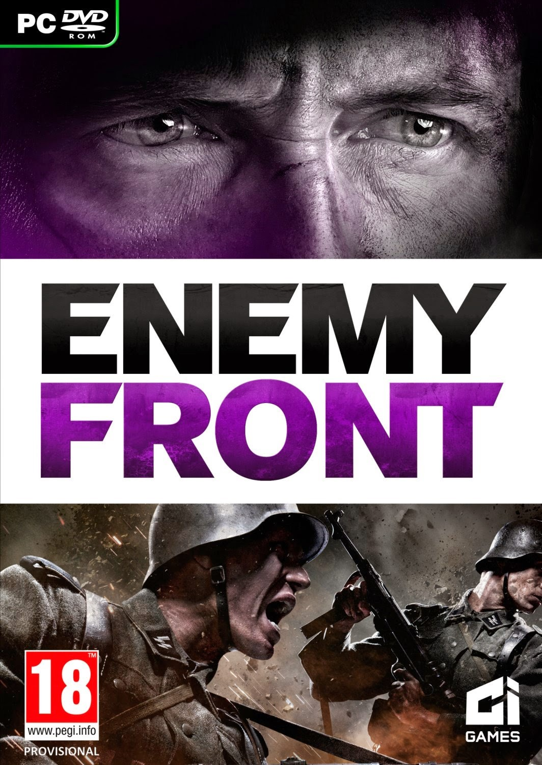 ENEMY FRONT PROPER-CODEX