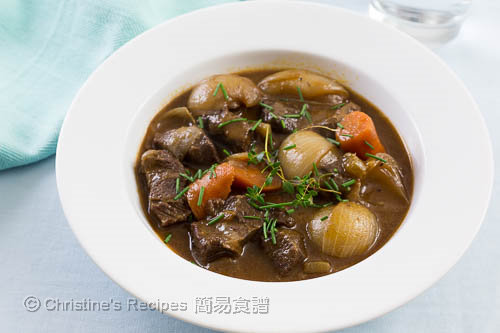 紅酒燜牛頰肉 Beef Cheek Stew with Red Wine02