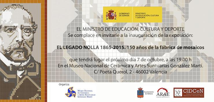 MUSEU DE NACIONAL DE CERAMICA GONZÁLEZ MARTÍ
