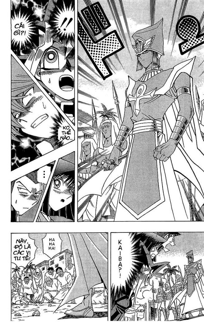 YuGi Oh – Vua Trò Chơi chap 296 Trang 14