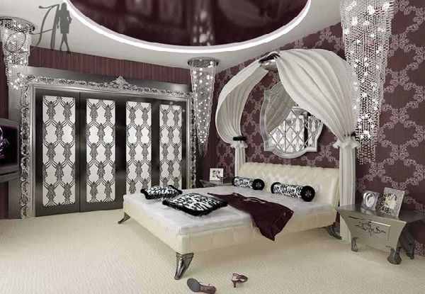 These Are Some Examples Images For Art Deco Bedroom Ideas This Is Some Bedroom Design Ideas That Will Create A Calming Relaxing Space