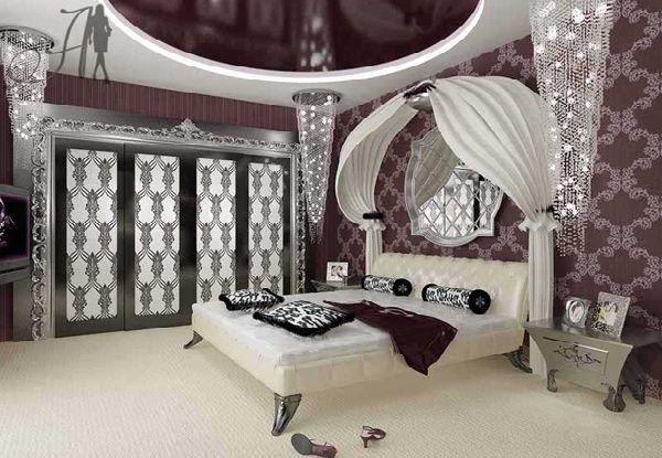 Art Deco Bedroom Design art deco bedroom ideas - interior designs room