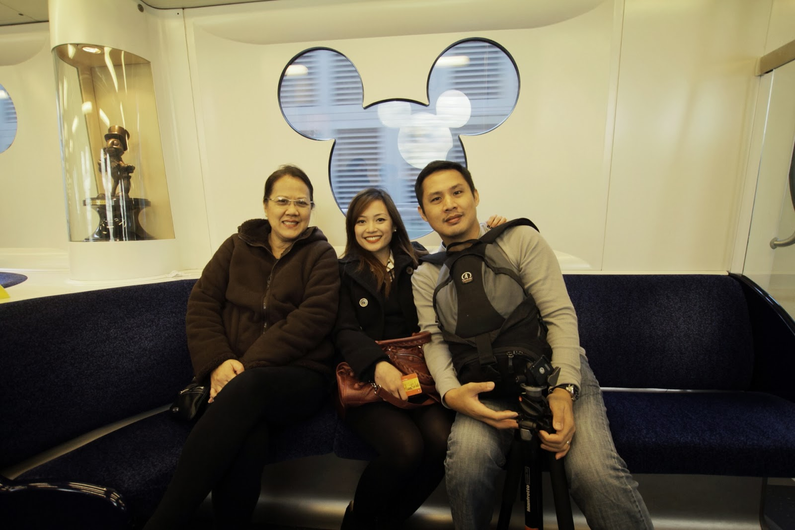 Disneyland, Hong Kong, Travel, tourist, Christmas 2013,