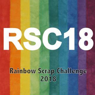 Rainbow Scrap Challenge 2018