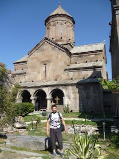 Monasterio de Zarzma